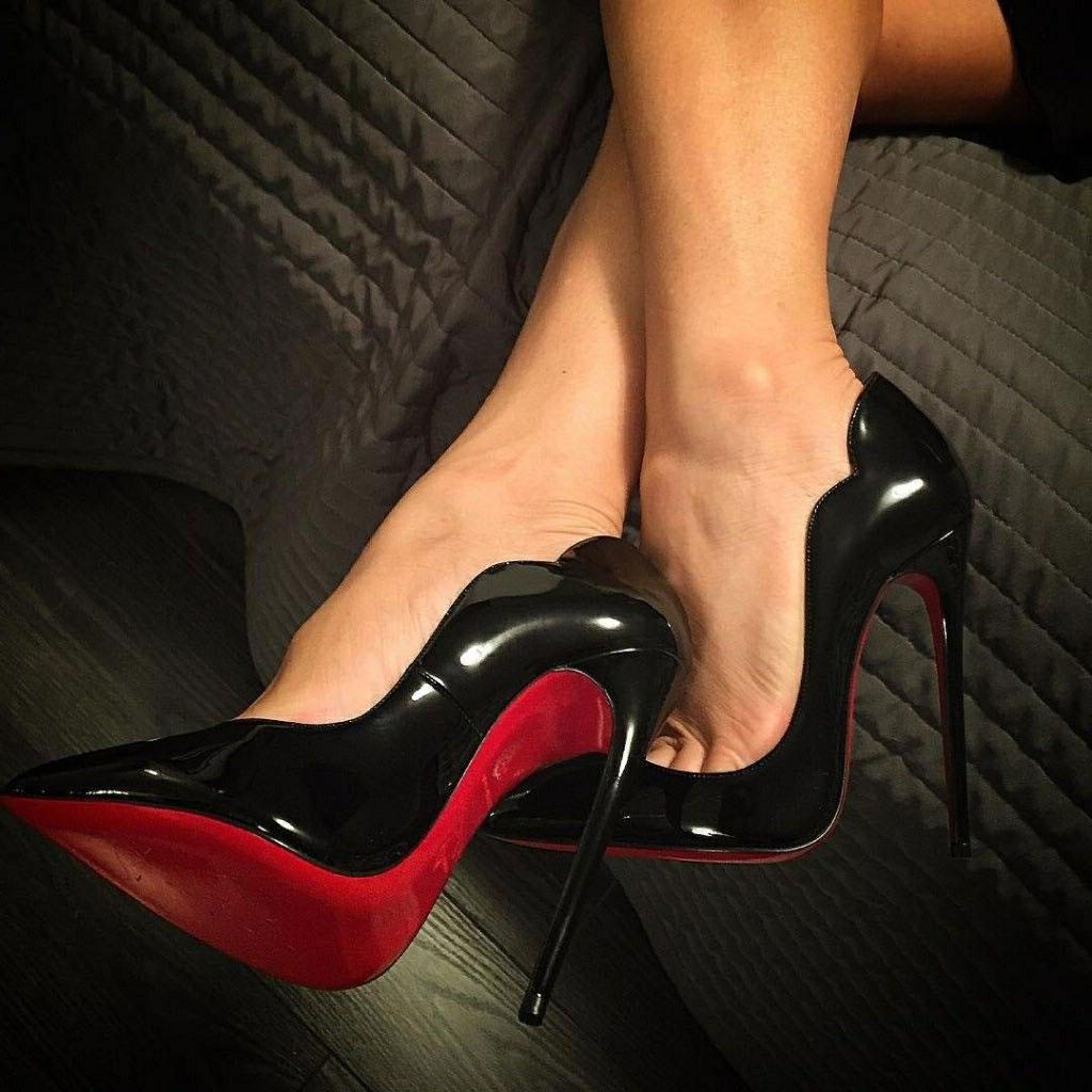 Фетиш обувь