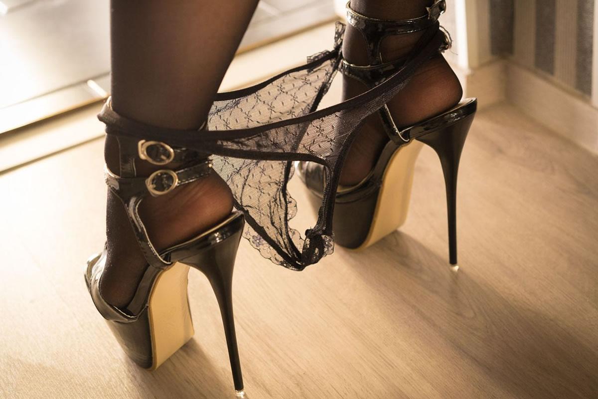 Sapatos fetiche