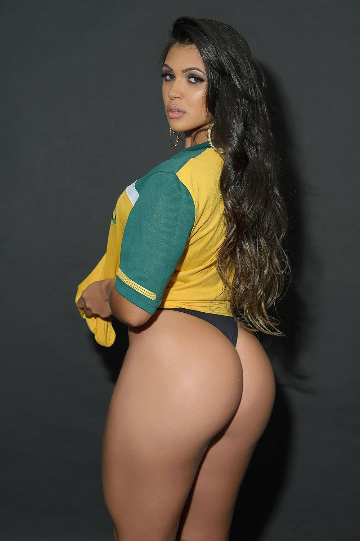 Escort brasilera