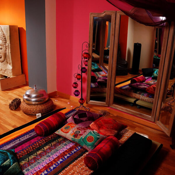 Tantriske massage i Madrid