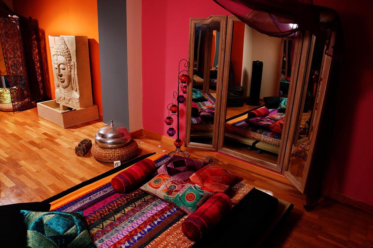 Masajes tántricos en Madrid