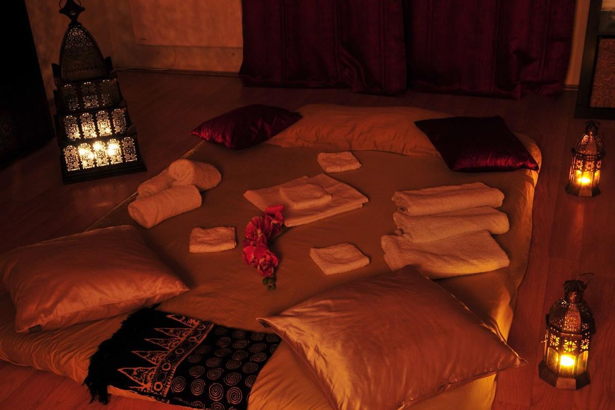 Centros de masajistas eróticas en Barcelona