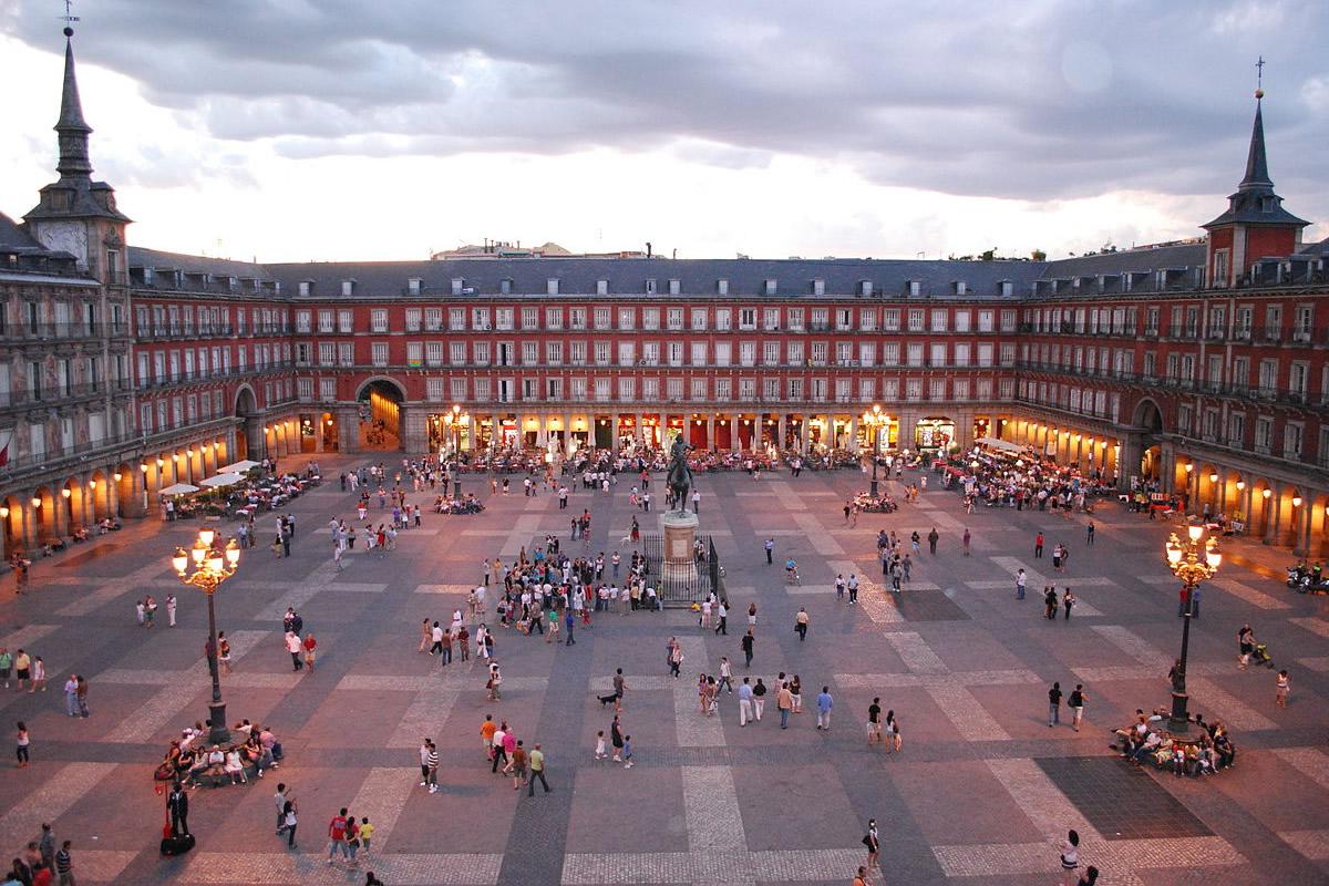 Lugares a visitar en Madrid