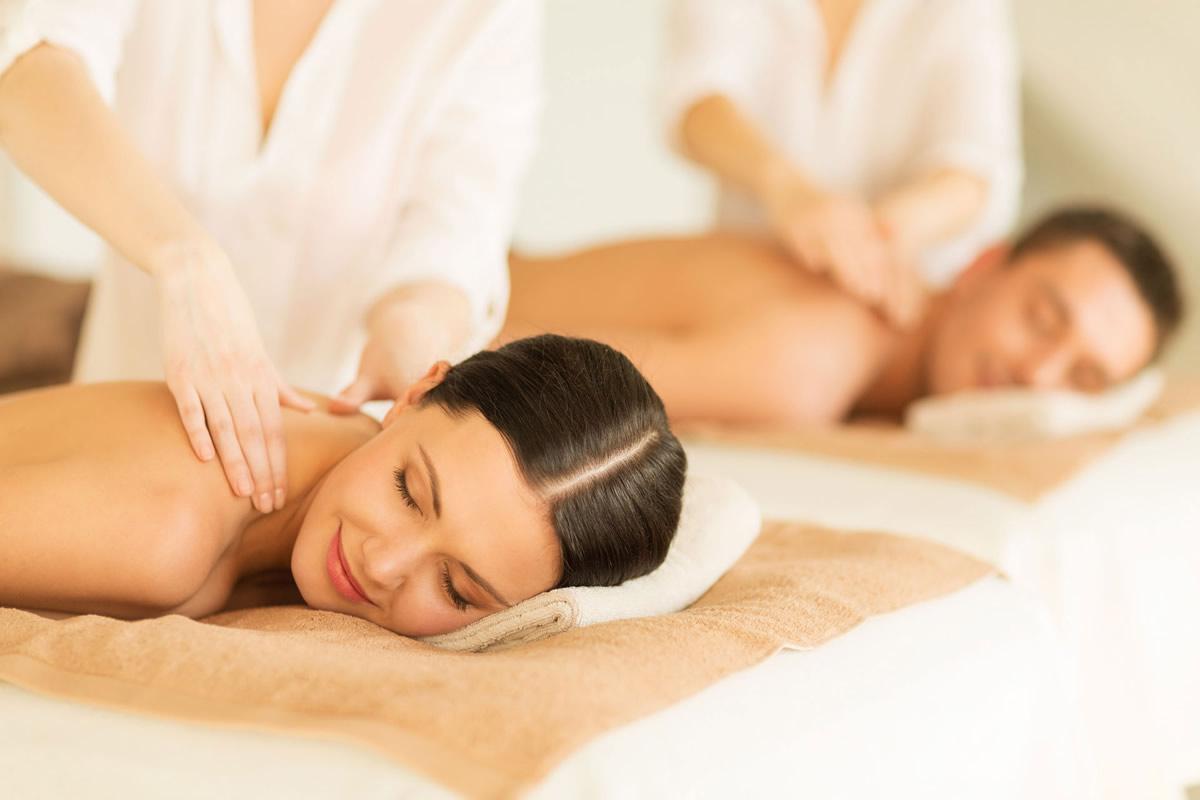 Massages dans les spas