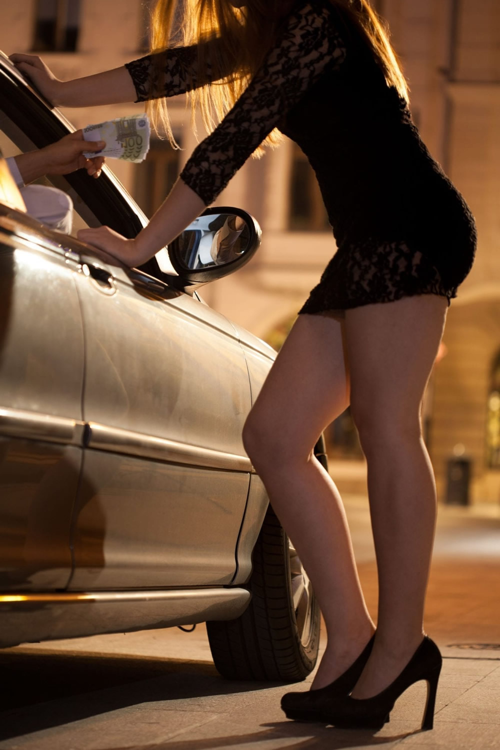 Prostituta in Francia