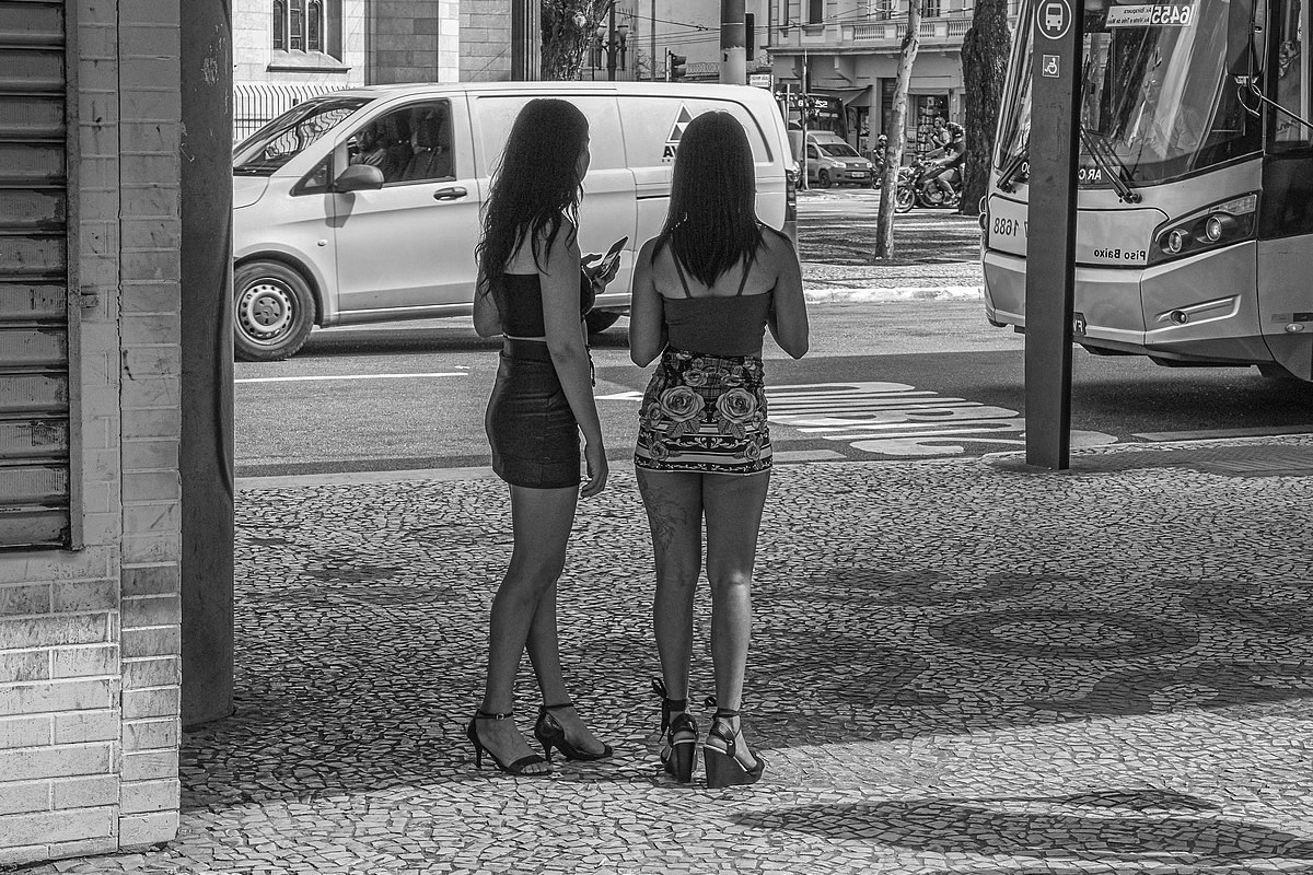 Prostitutas de rua