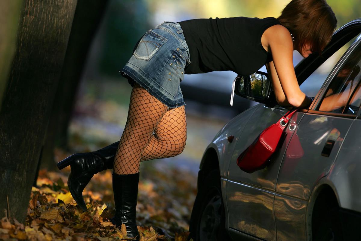 prostitució de carrer