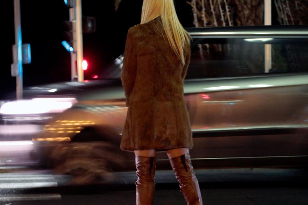 Prostituta per strada