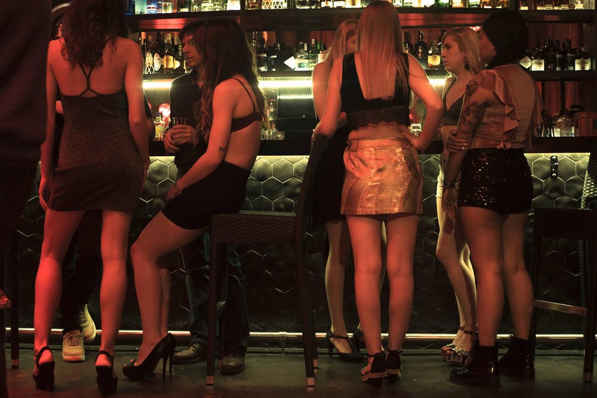 Maison de prostitution