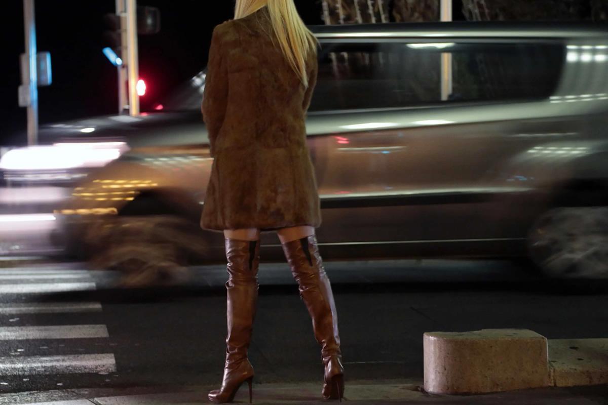 イタリアの売春婦