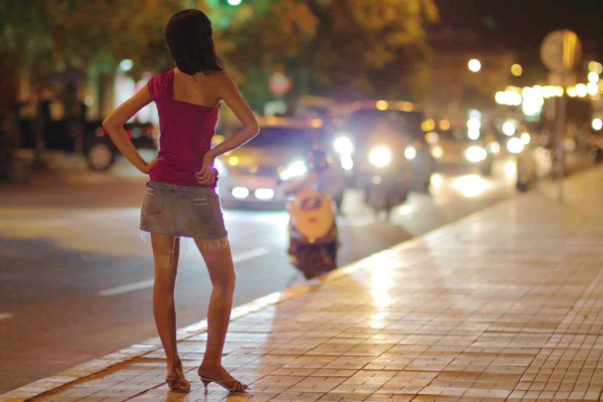 Prostituée à Lisbonne