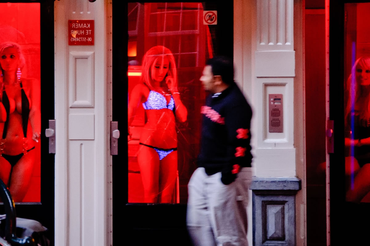 Prostituées Hollande