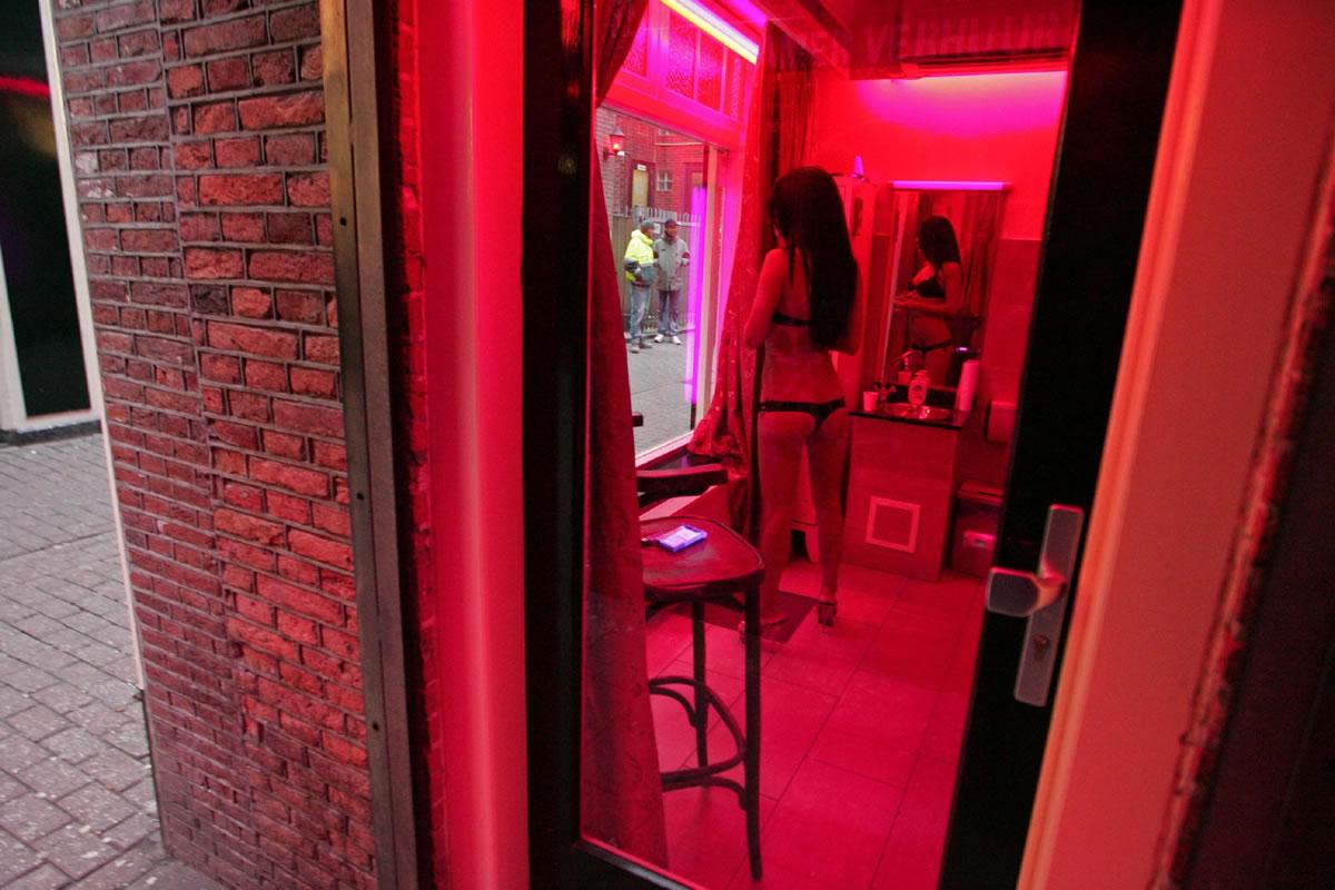 Prostitutie Amsterdam