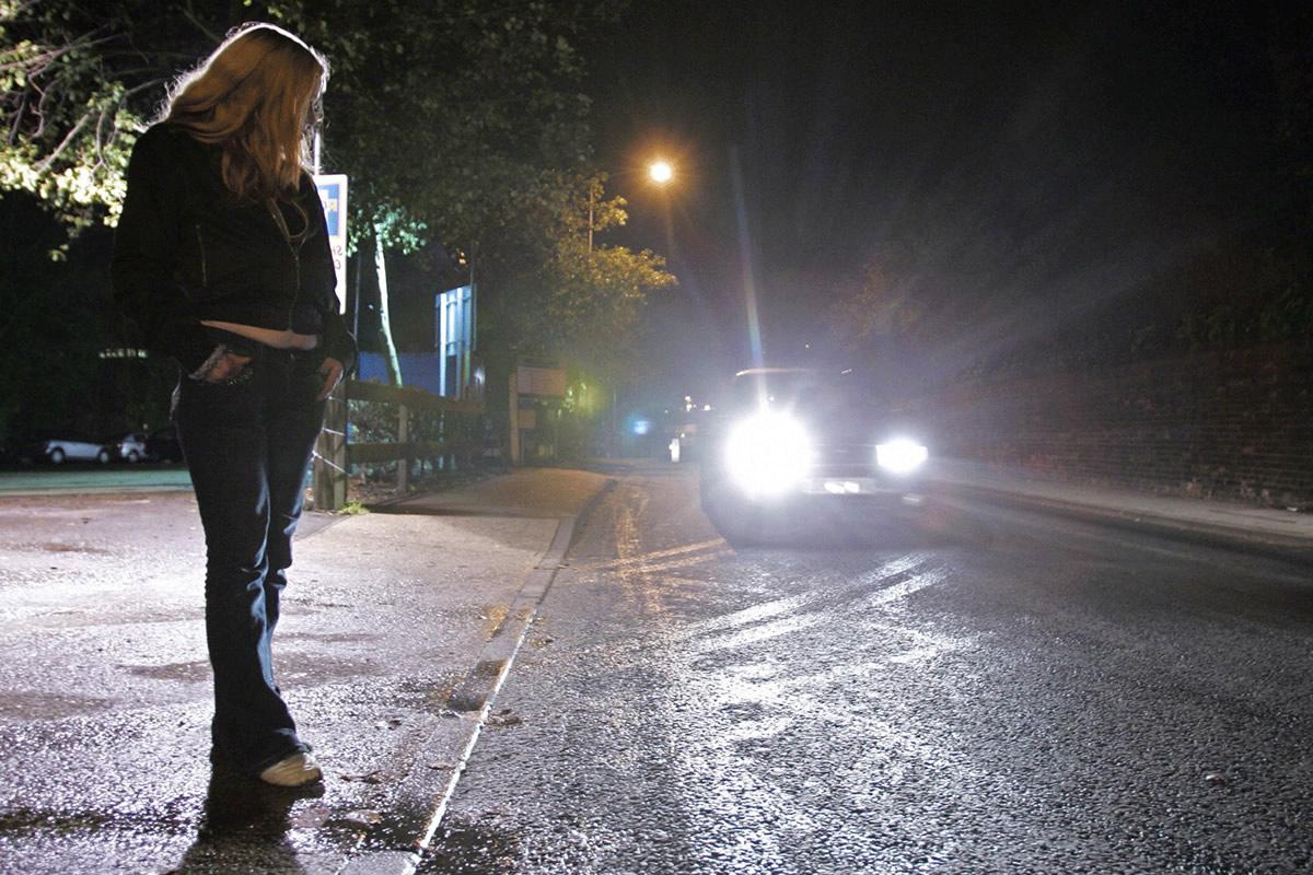 Prostitución Inglaterra